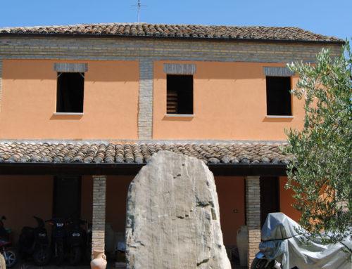 Ristrutturazione e ammodernamento casale in pietra